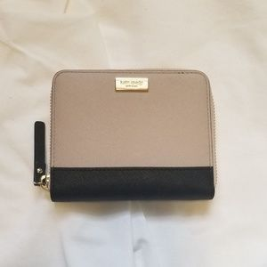 Kate Spade Laurel Way Darci Zip Around Wallet